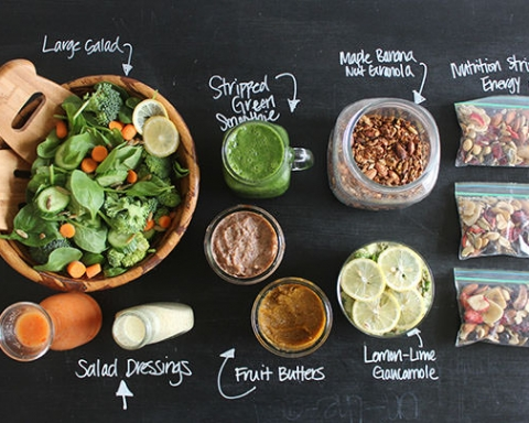 How to Prep Healthy Meals for Your Busy Schedule