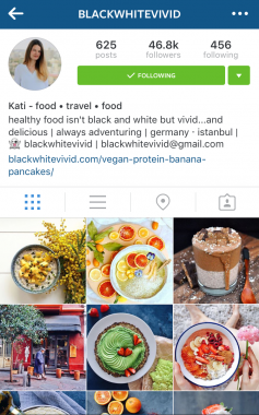 10 instagram profiles we love the daily crisp prepare for some serious food porn with blackwhitevivids account this is an account to follow if you are lacking some food inspiration forumfinder Image collections