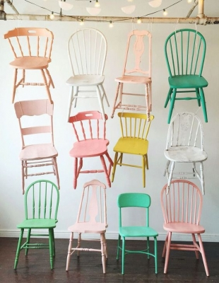 bright chair