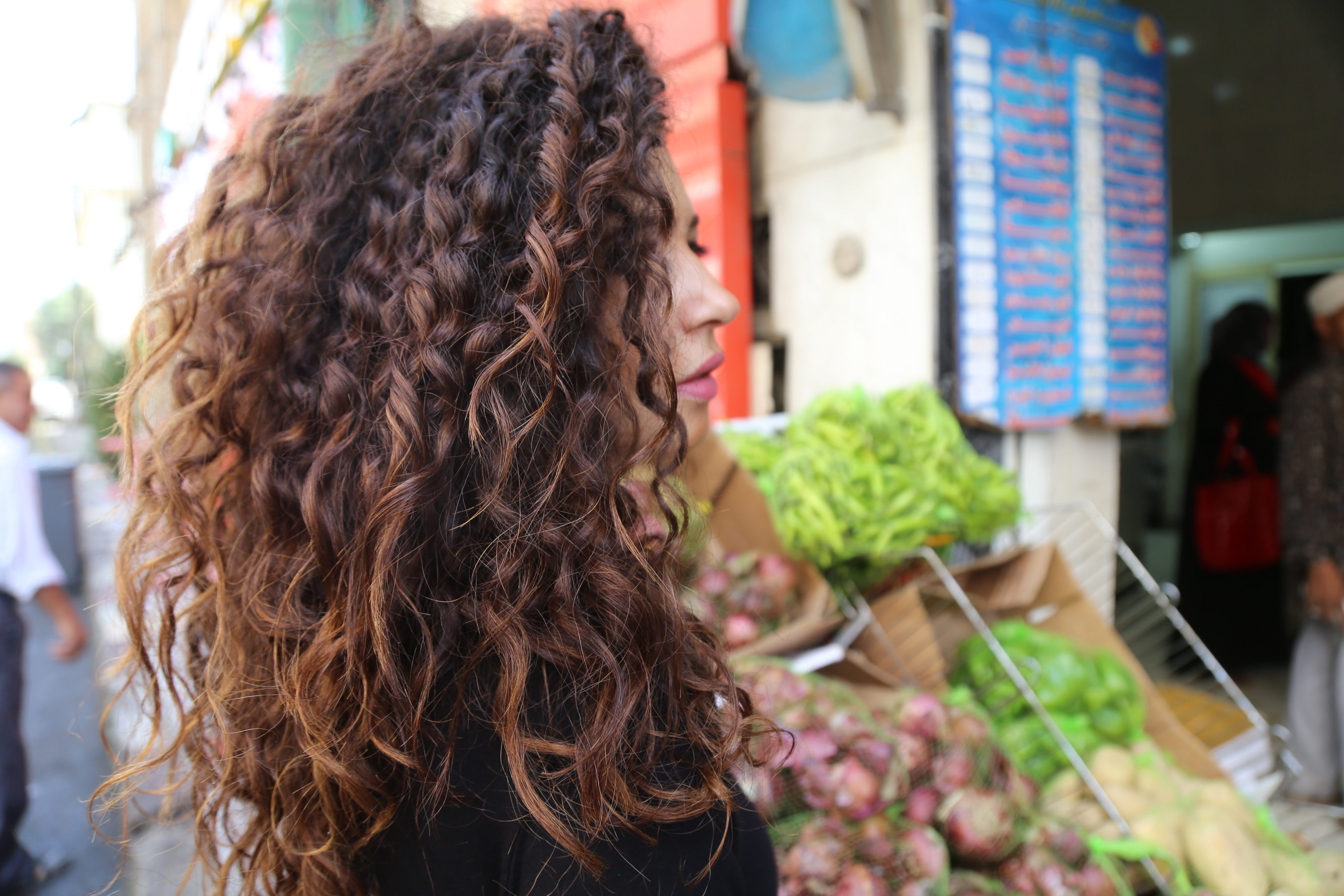 How To Get Bigger Curls With Naturally Curly Hair