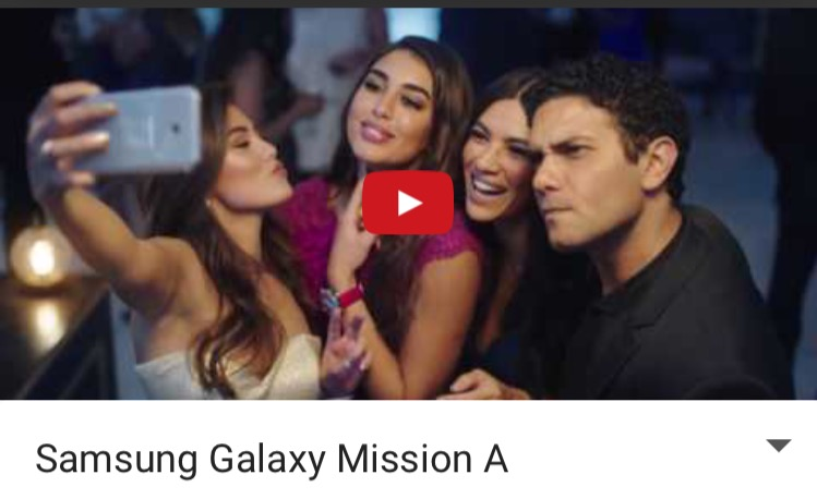 Samsung Has Successfully Raised The Bar with Its #MissionA Ad Campaign