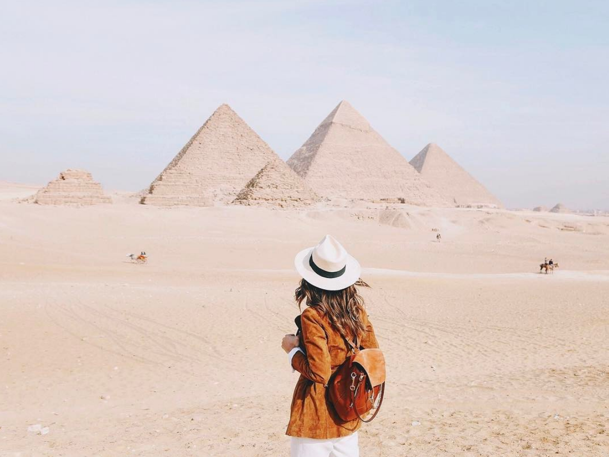 14 of the Most Gorgeous Pictures of Cairo That You'll See Today