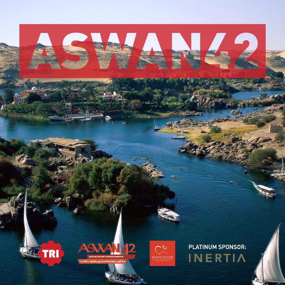 How to Train to Run The River Nile for Aswan42 Marathon