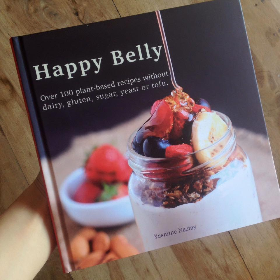 Happy Belly: Egypt's First Plant Based Recipe Book Using Only Local Ingredients