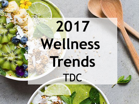 Seven Wellness Trends to Keep an Eye out for in 2017
