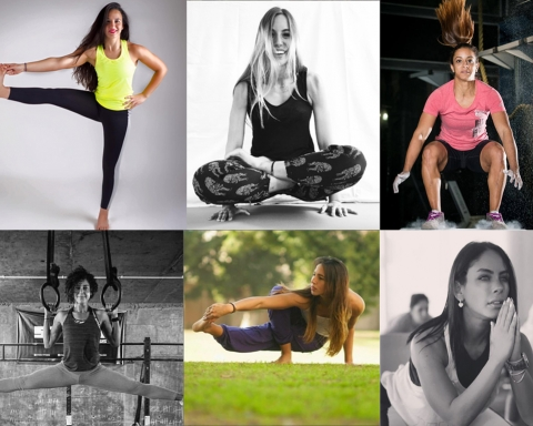 19 Badass Women Who Are Changing the Fitness Game in Egypt