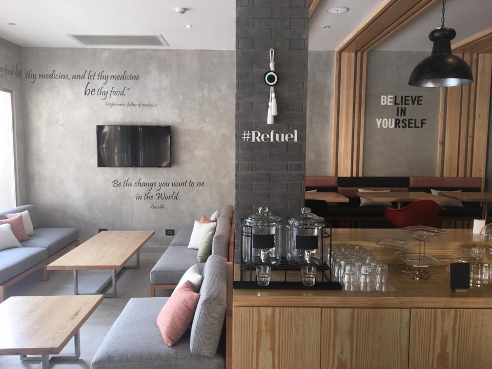 An All Clean Eating Restaurant Just Landed in Cairo