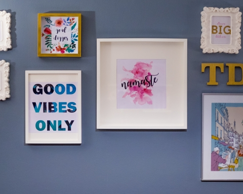 Watch How We Turned Our Office Into A Very Zen Space on A Budget