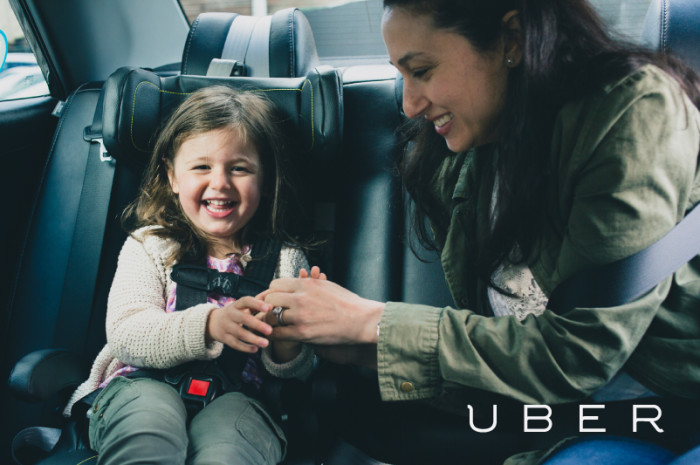 Uber Cars With Child Seats