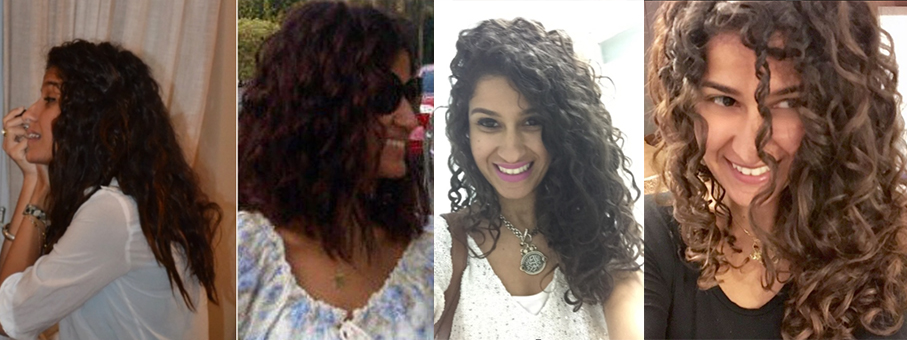 3 Women Talk About How They Got Their Curls Back