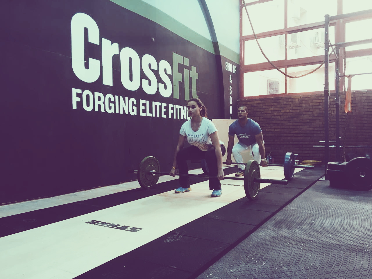 Nahdeen Hassanain: How Lifting Weight Taught Me That Feminine and Strong Do Coexist