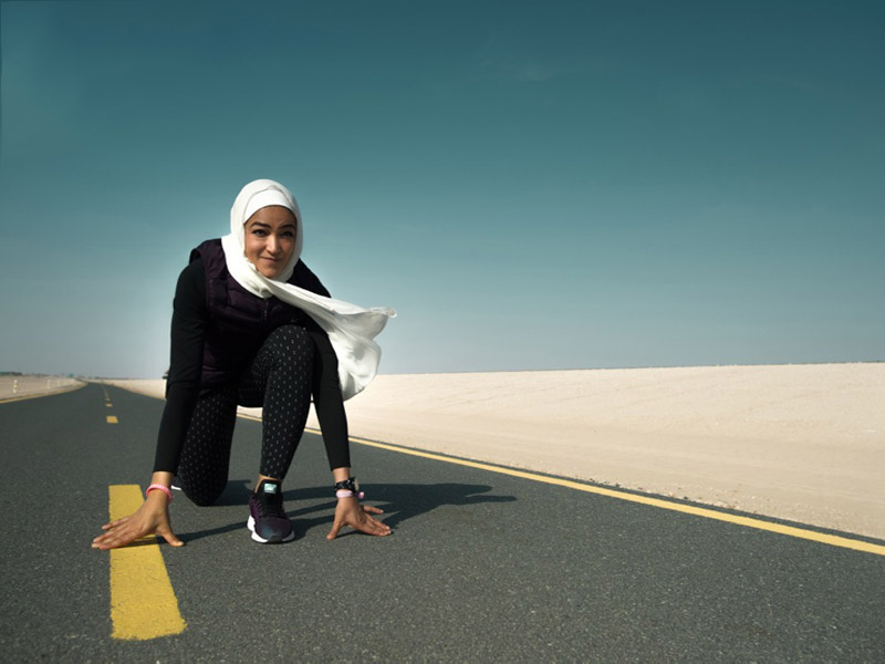 Manal Rostom's Journey From Struggling With The Hijab To Becoming Nike's Pro Hijab Ambassador