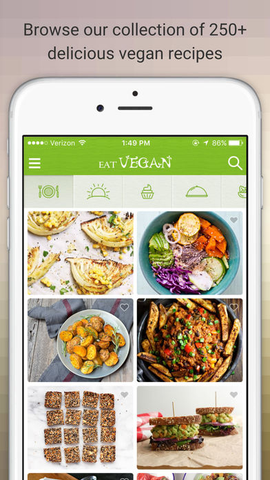 7 must have vegan apps that will make your life easier the daily crisp the app will inspire you to eat clean keep moving and focus on your wellness the best part is the grocery list feature that will make your life way forumfinder Images