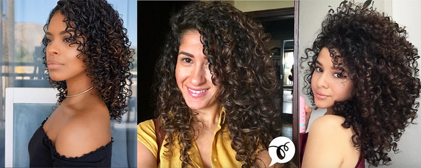 5 Instagram Accounts To Help You Manage Your Curly Hair