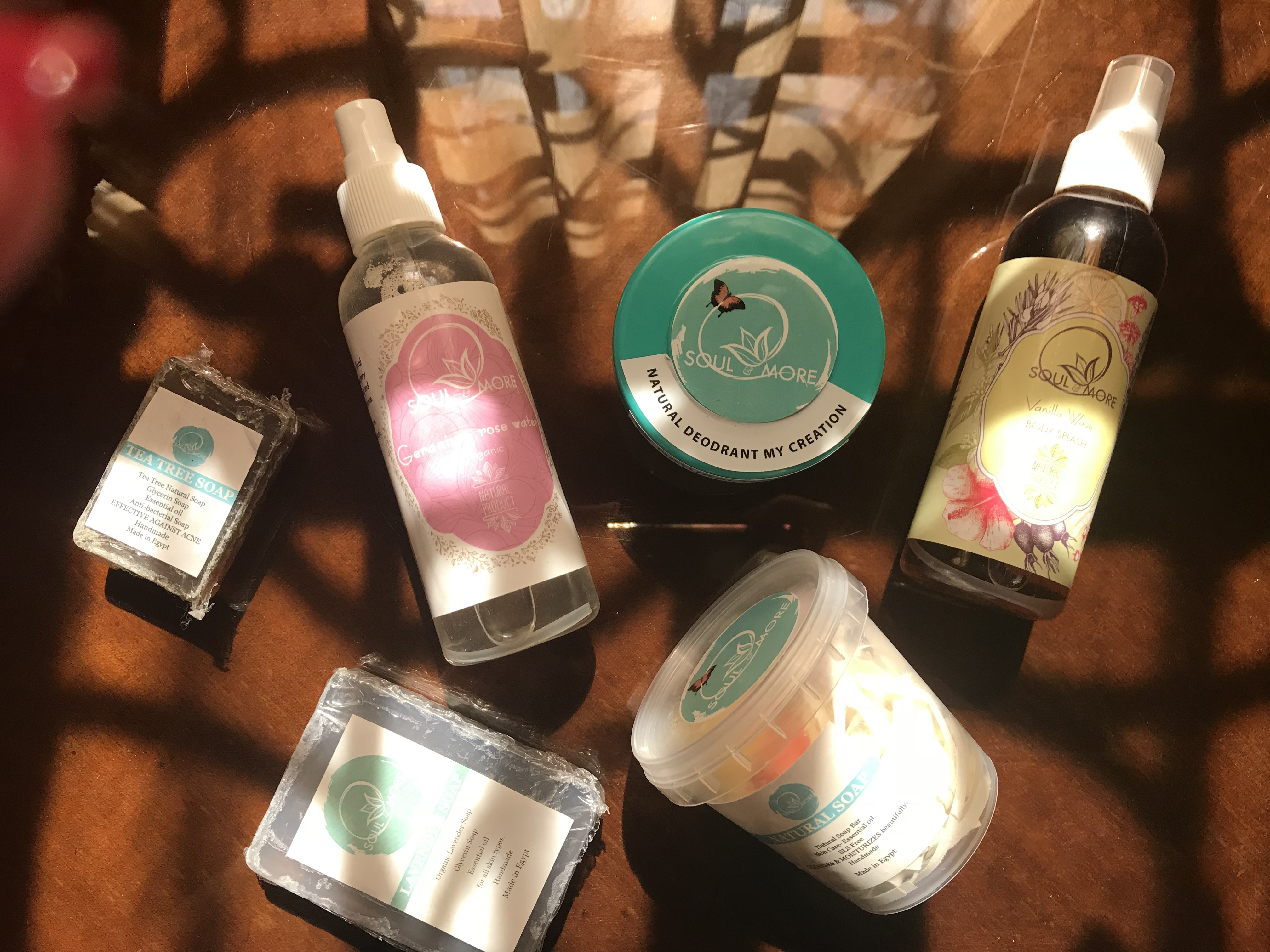 Egyptian Skin Care Products