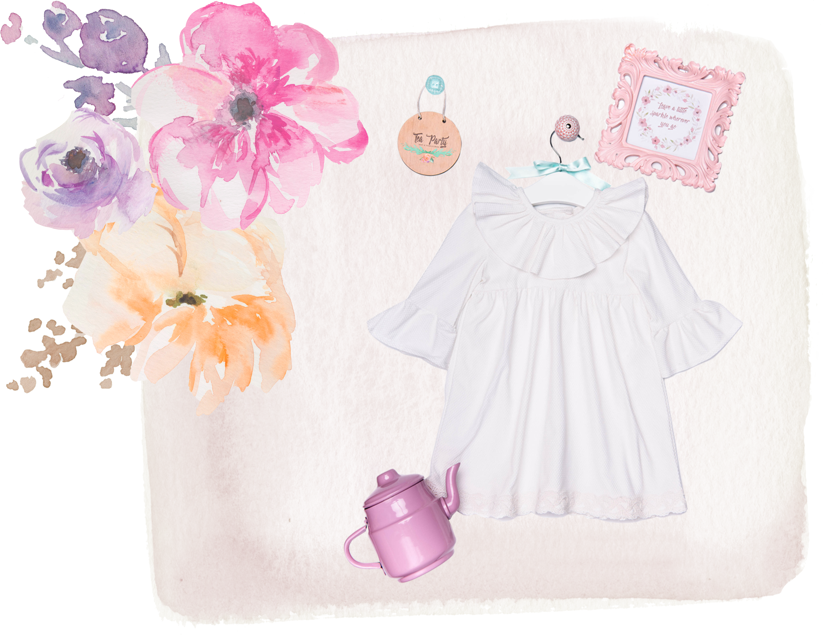 This Timeless Babywear Brand Knows How to Style Your Little Girl