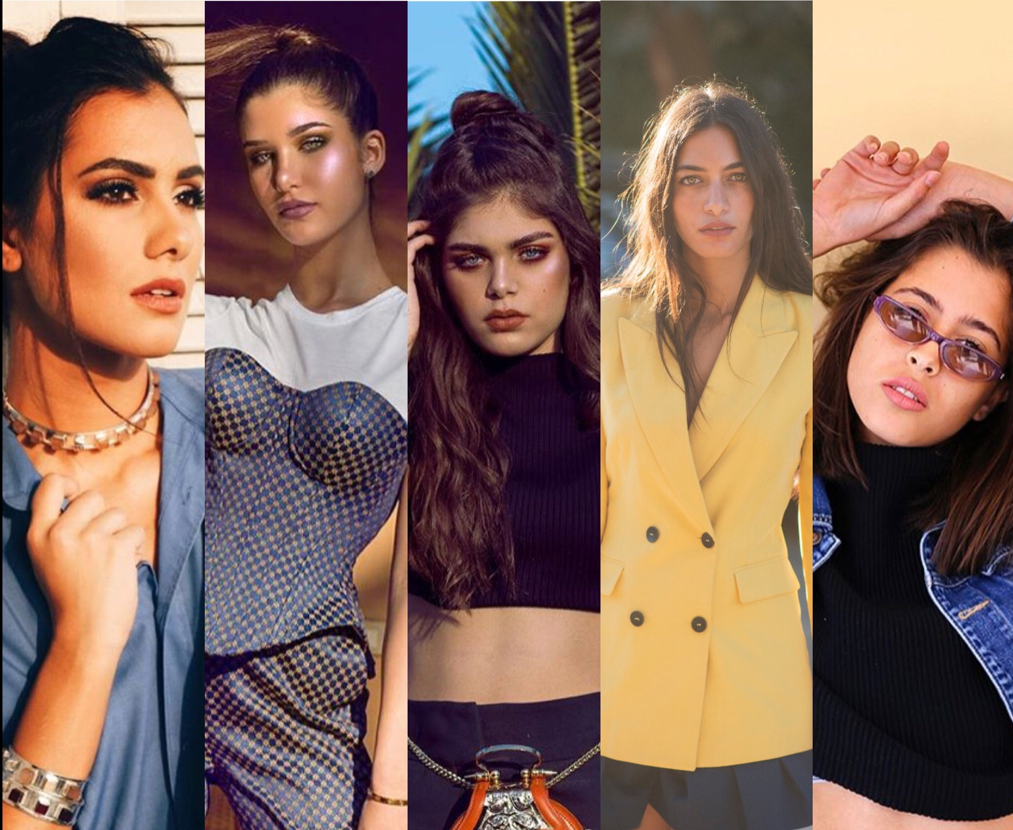 Egypt's Top Models Dish About Their Skincare, Hair Care and Wellness Secrets
