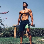 Egyptian Vegan Bodybuilder tells us Why You Don't Need Meat to Bulk Up