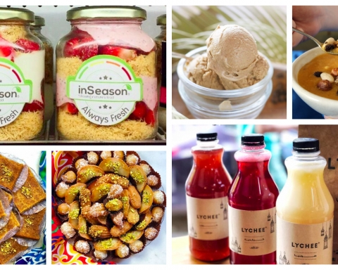 7 Places That Are Making Healthier Versions of Your Favorite Ramadan Desserts