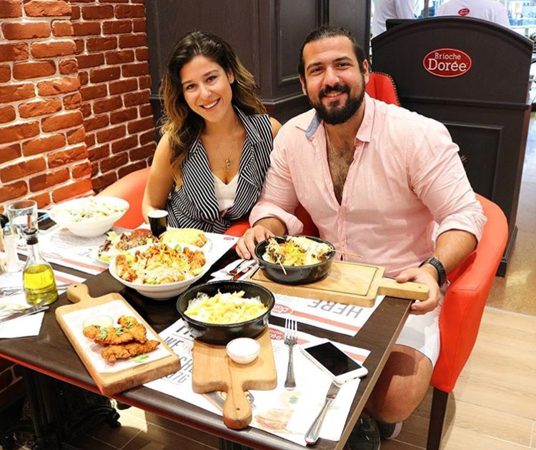 Meet the Egyptian-Armenian Couple Who Are Redefining Travel, Food & Relationship Goals