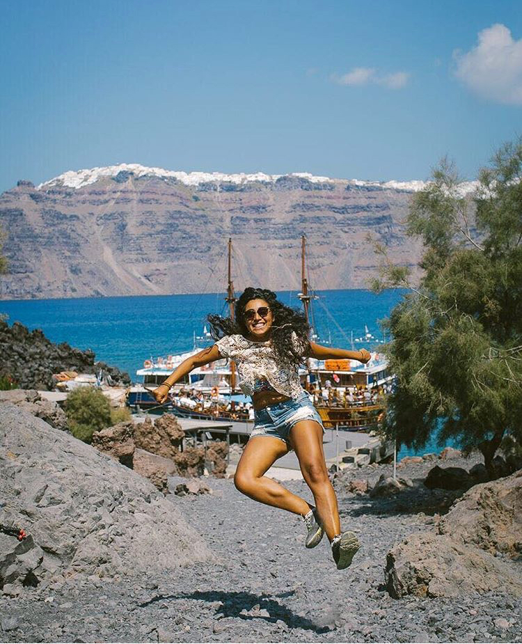 This Is How This Young Egyptian Is Balancing a Demanding Career With Her Wanderlust