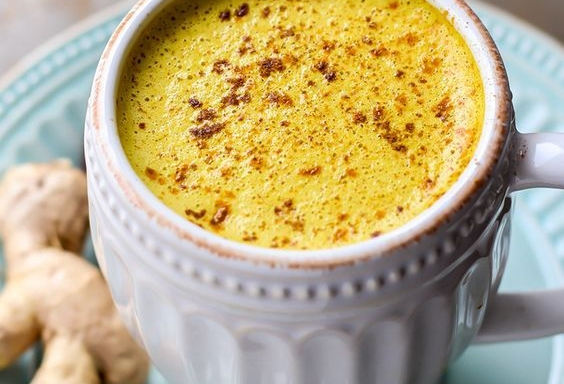Turmeric Latte (Golden Milk)