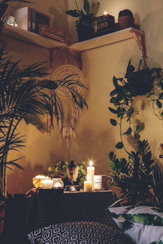 10 Simple Steps to Creating Your Own Meditation Corner At Home