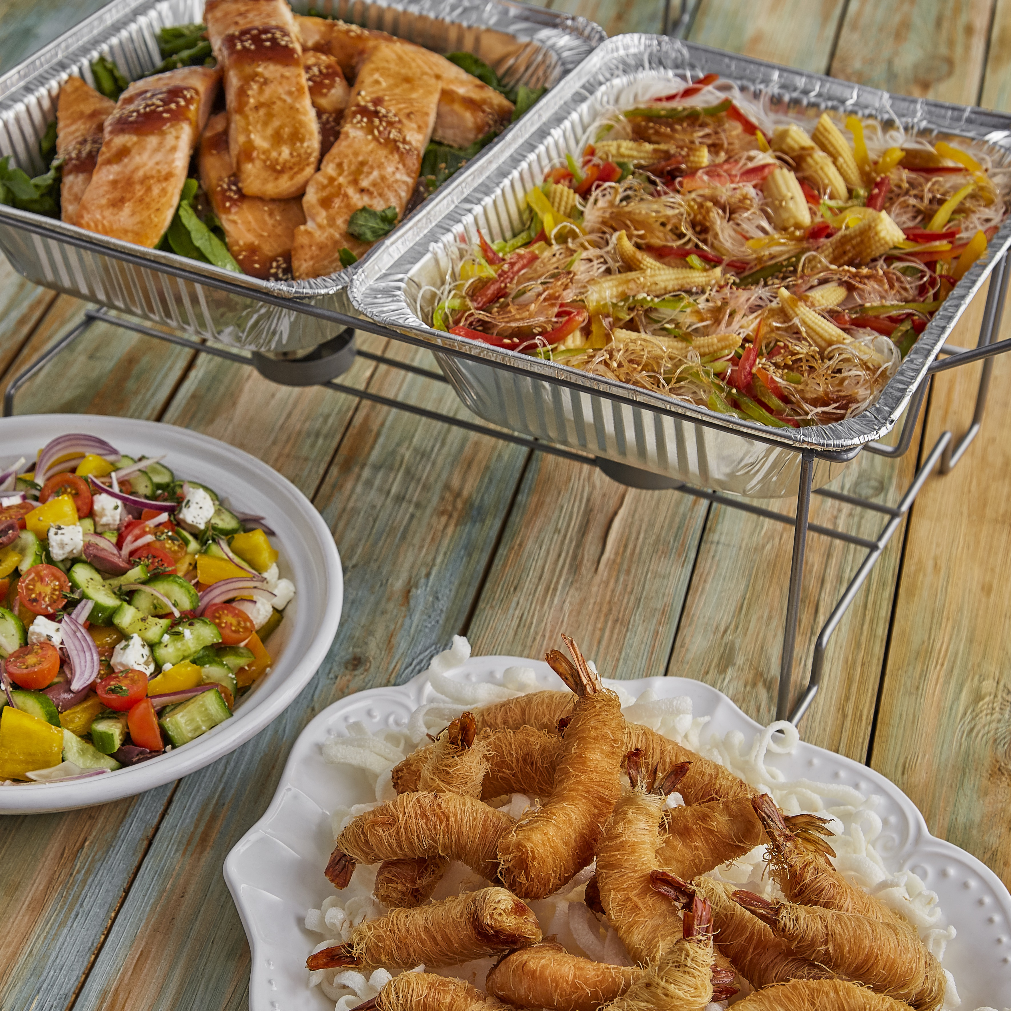 Crave's Newest Concept Is The Ultimate Summer Solution to Your Family Gatherings